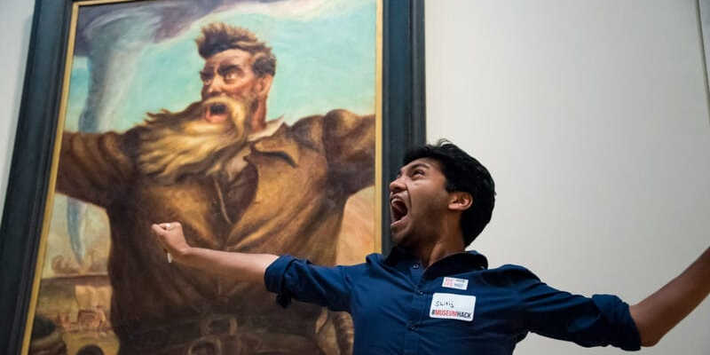 Museum Hack offers team building activities in DC.