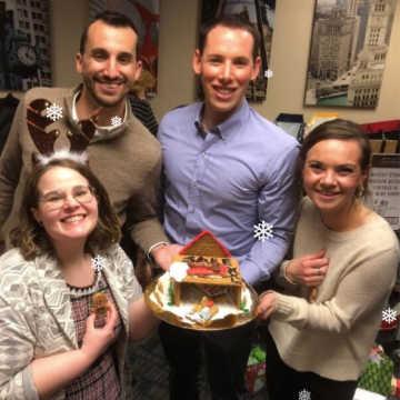 Team Building Activities with Gingerbread Wars