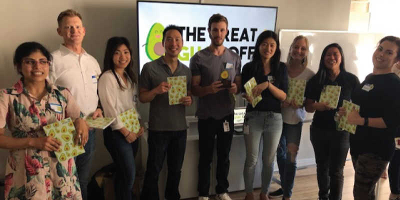 The Great Guac Off offers fun team building activities in San Francisco.